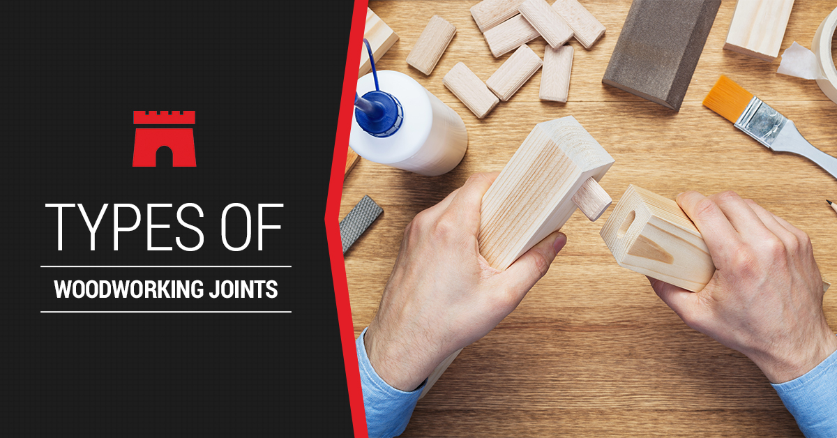 Types Of Woodworking Joints Castle Inc